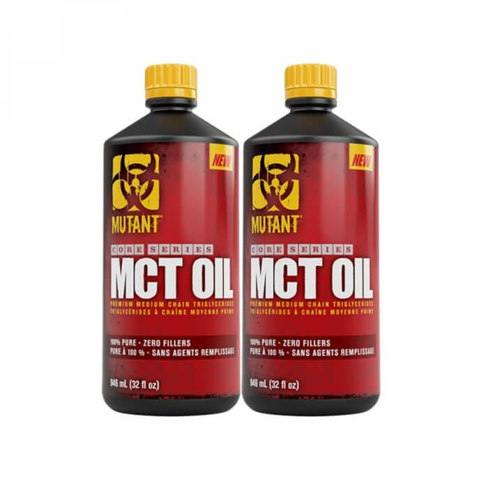 2 x Mutant Core Series MCT Oil, 946 ml