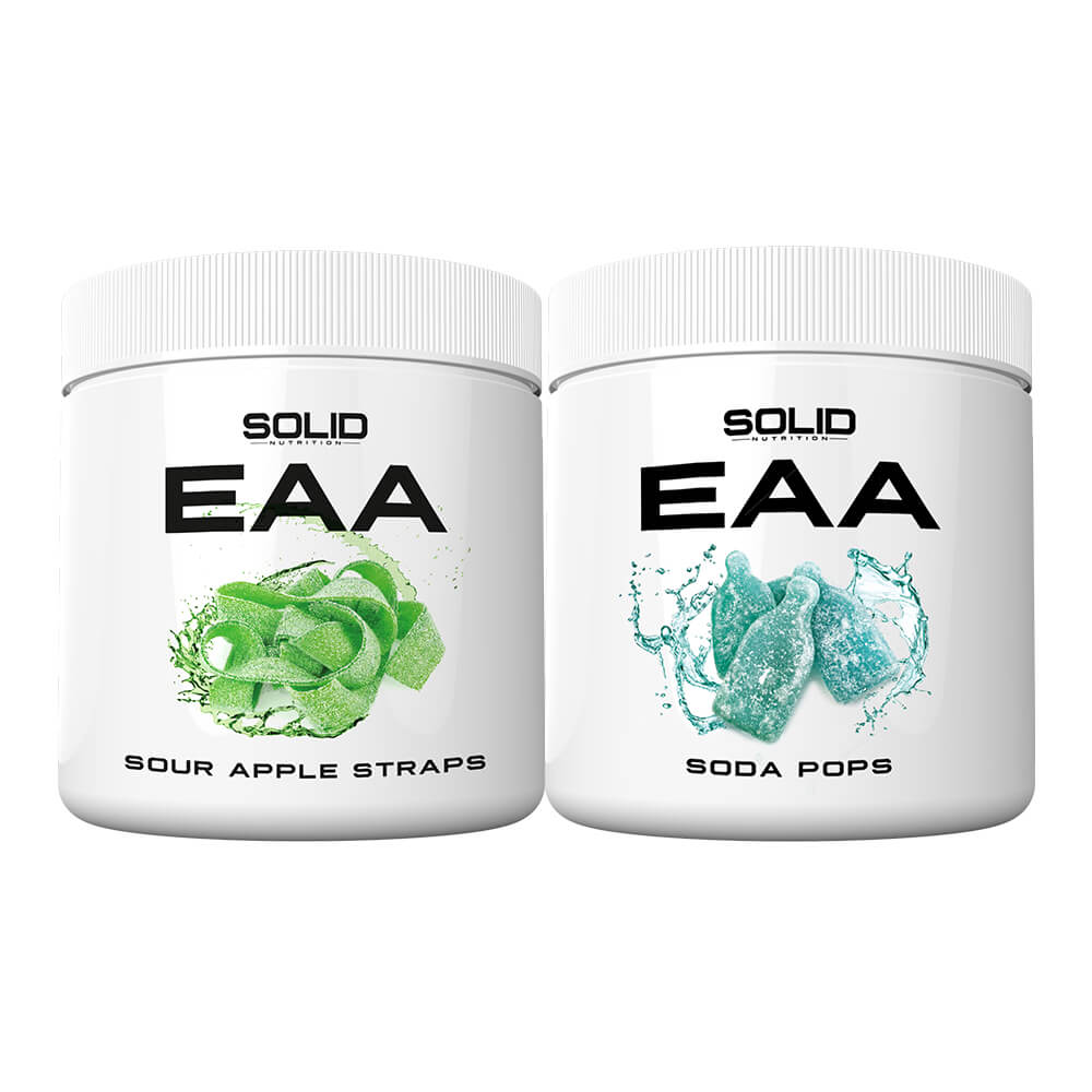 2 x SOLID Nutrition EAA, 350 g