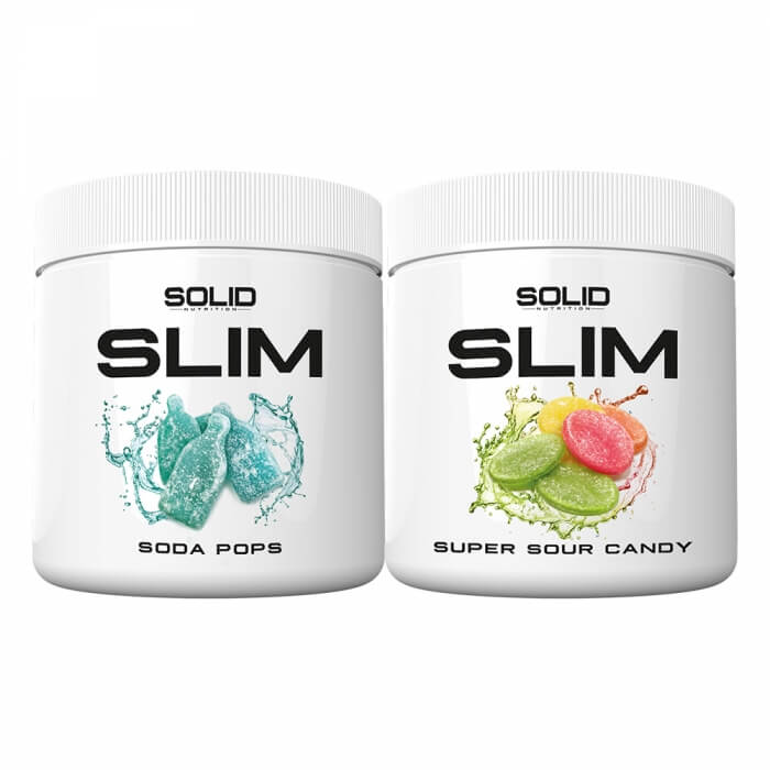 2 x SOLID Nutrition SLIM, 240 g