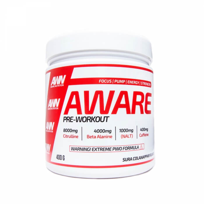 Aware Nutrition PWO, 400 g