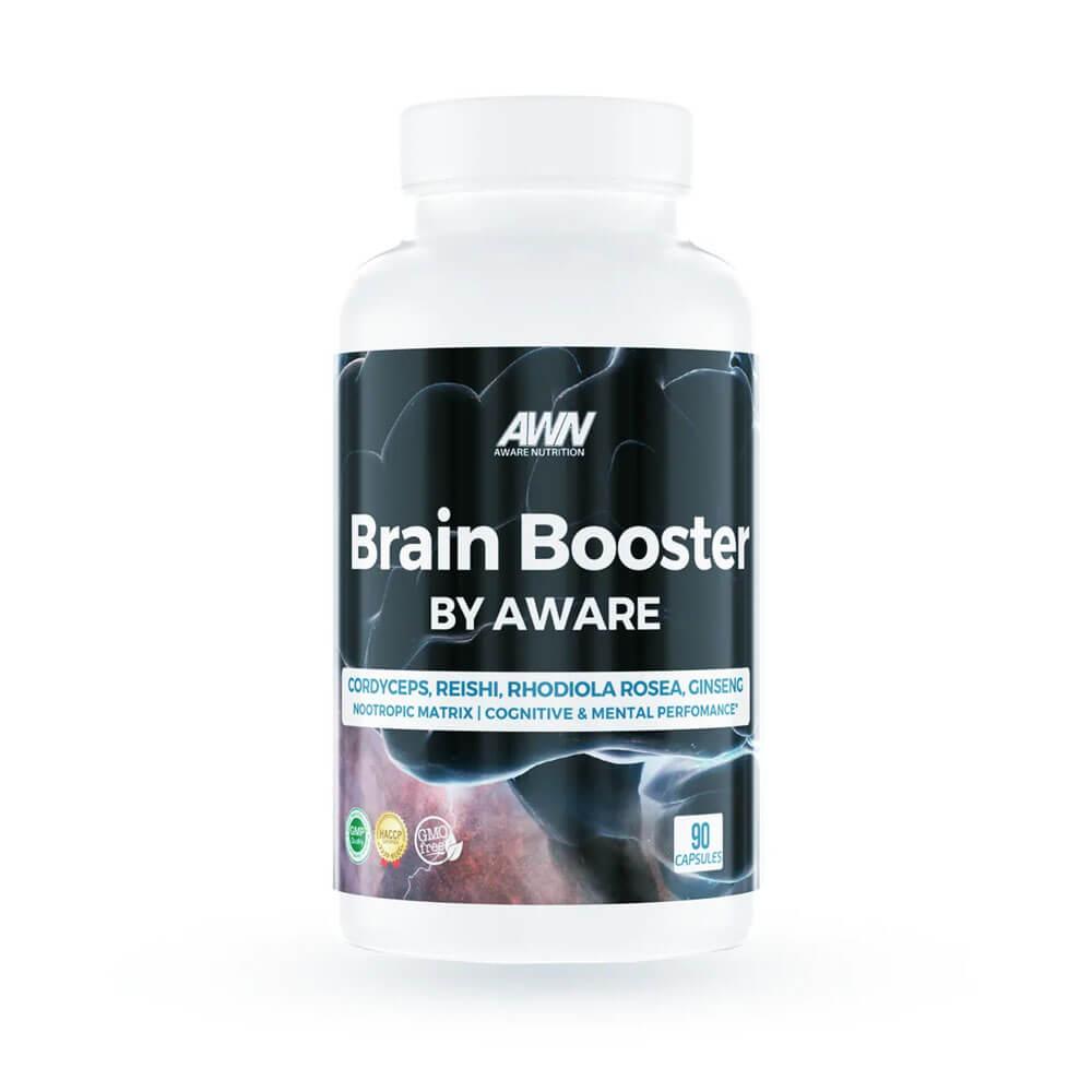 Aware Nutrition Brain Booster, 60 caps