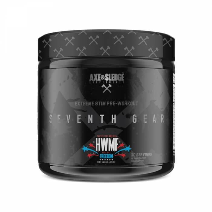 Axe & Sledge Supplements Seventh Gear, 270 g