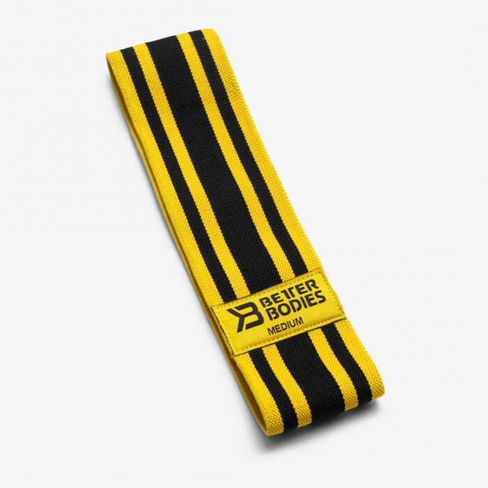 Better Bodies Glute Force, black/yellow