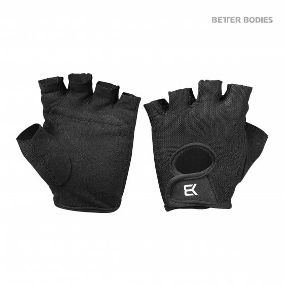 Better Bodies Womens Training Glove, black i gruppen Tillbehör / Handskar hos Tillskottsbolaget (BBTRAINING001)