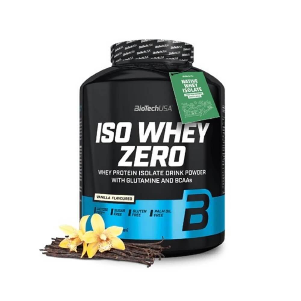 BioTechUSA Iso Whey Zero, 2270 g