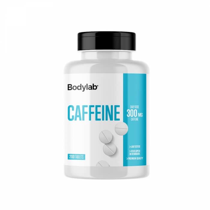 Bodylab Caffeine, 200 tabs