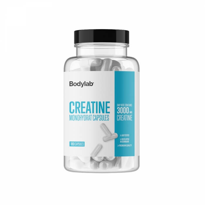 Bodylab Creatine Caps, 180 caps