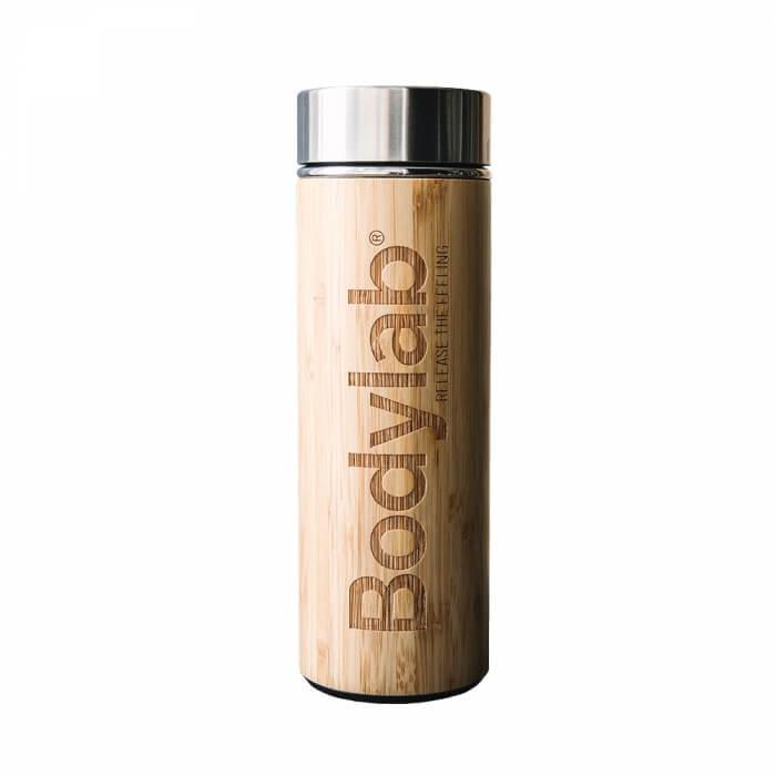 Bodylab Bamboo Shaker Bottle, 275 ml