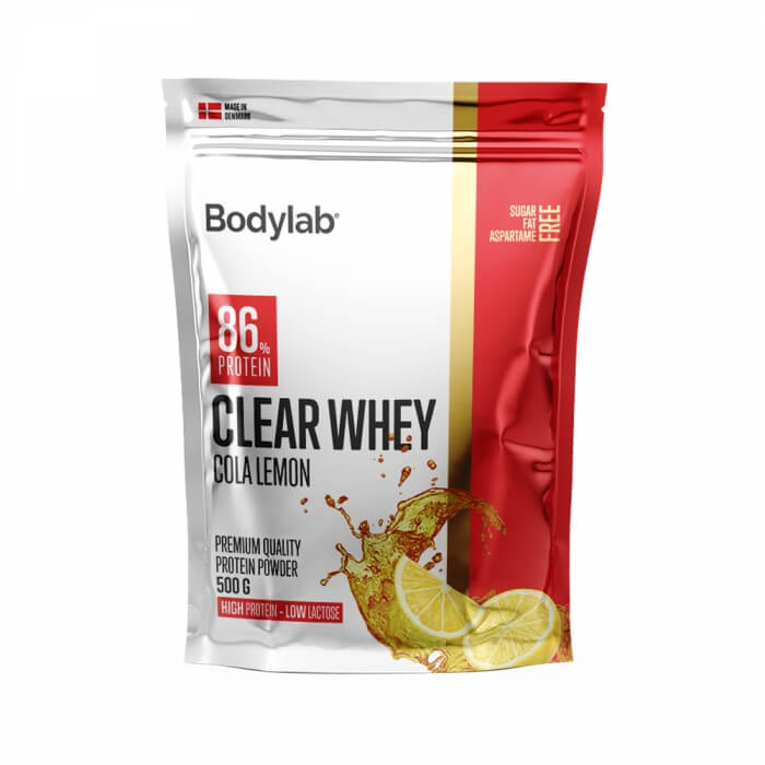 Bodylab Clear Whey, 500 g