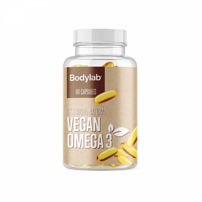 Bodylab Vegan Omega 3, 90 caps