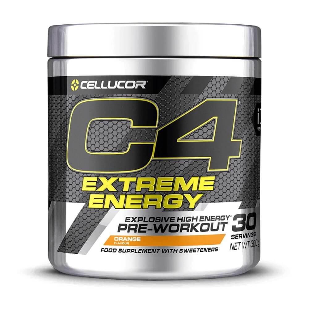 Cellucor C4 Extreme Energy, 30 serv.
