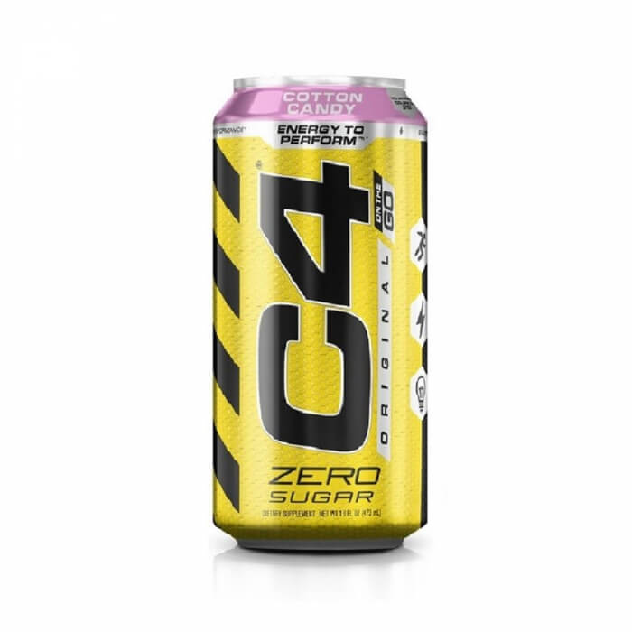 Cellucor C4 Carbonated, 500 ml