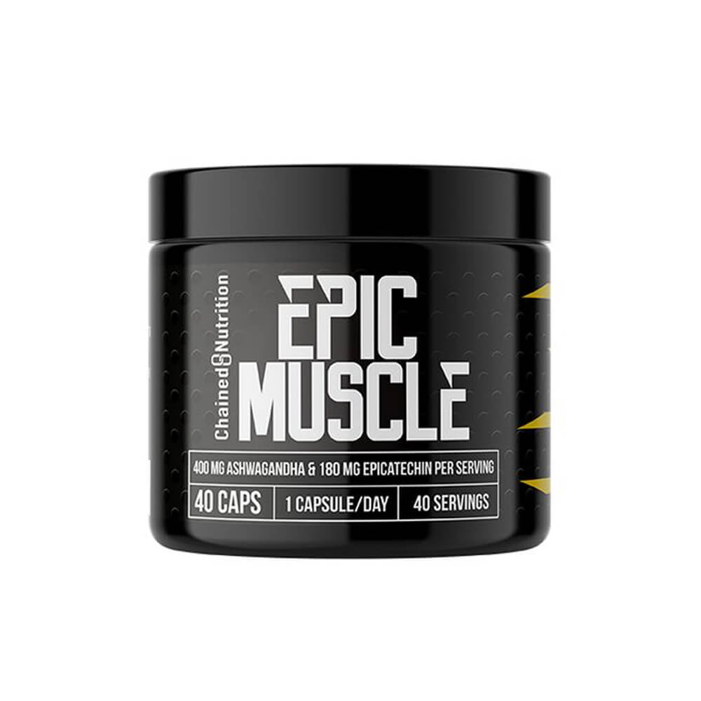 Chained Nutrition Epic Muscle, 30 caps
