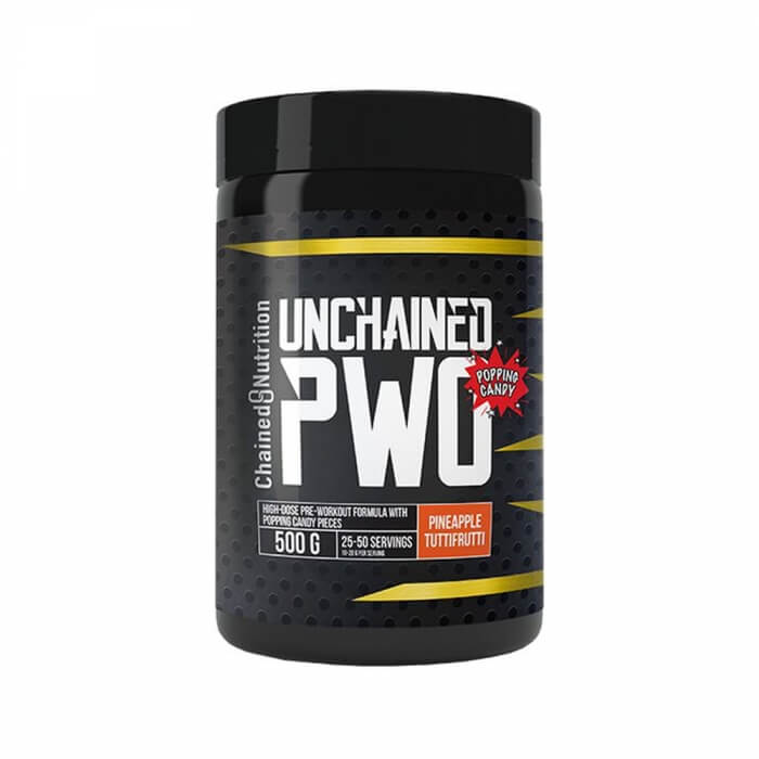Chained Nutrition Unchained PWO, 500 g
