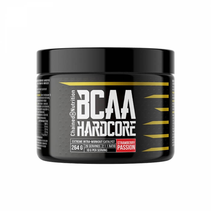 Chained Nutrition BCAA Hardcore,4 g