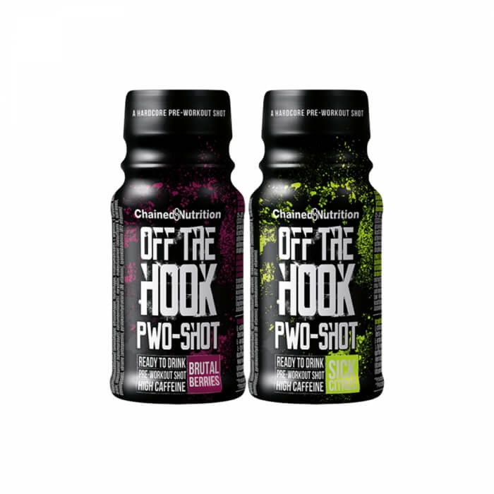 Chained Nutrition Off The Hook PWO-Shot, 60 ml