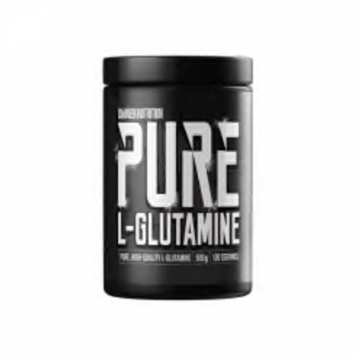 Chained Nutrition Pure L-Glutamine, 500 g