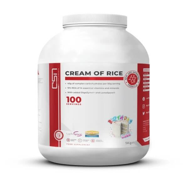 CSN Cream Of Rice, 5000 g