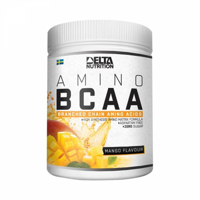 Delta Nutrition BCAA Amino, 400 g