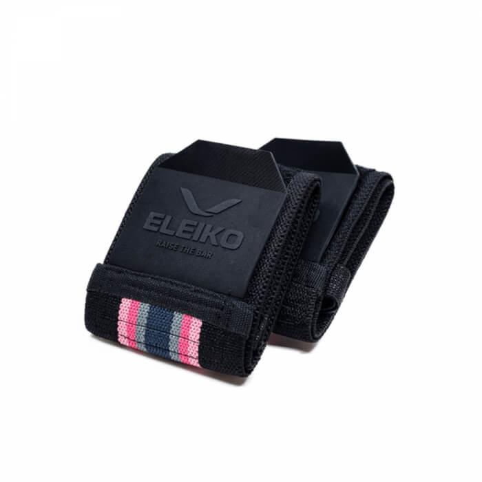 Eleiko WL Wrist Wraps, solar pink