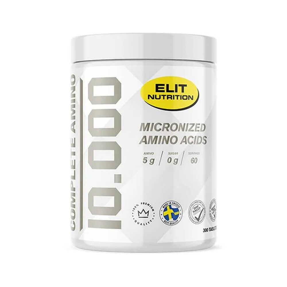Elit Nutrition Complete Amino 10.000, 400 tabs