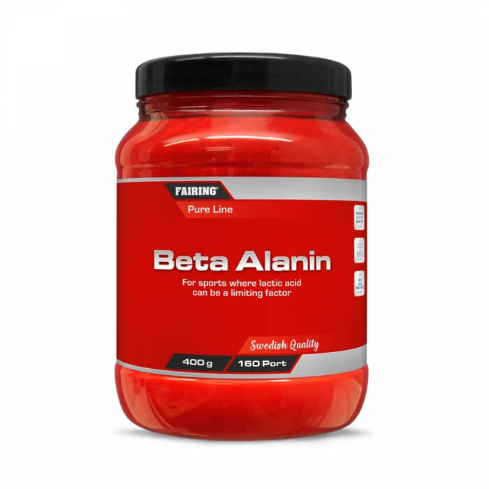 Fairing Beta Alanine, 400 g