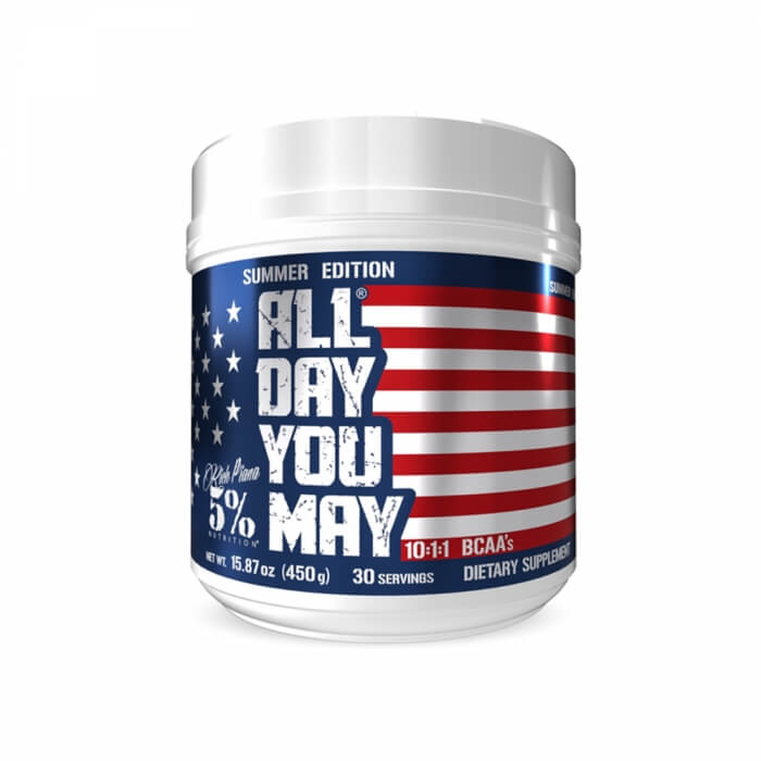 5% Nutrition All Day You May, 465 g