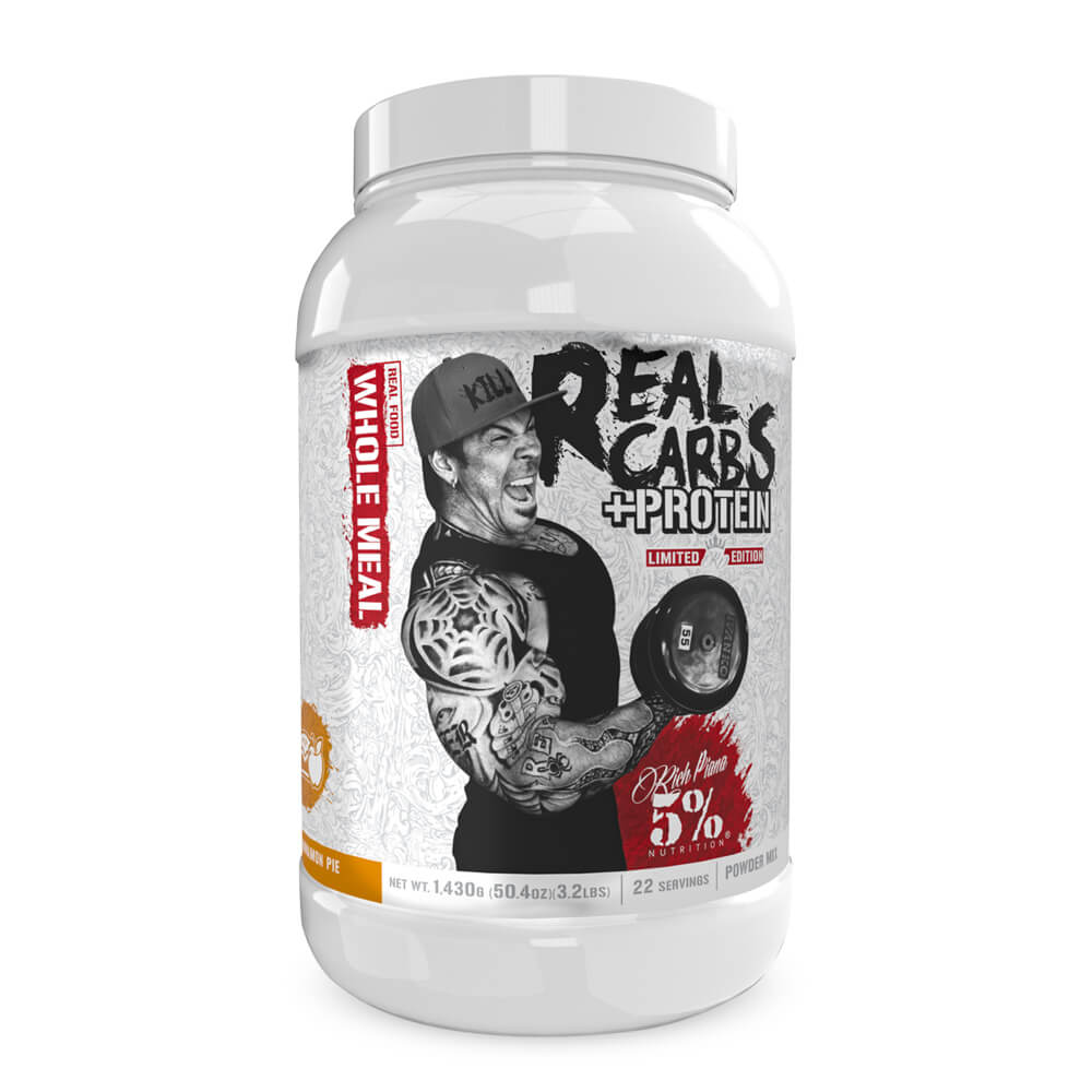 5% Nutrition Real Carbs + Protein, 1,5 kg
