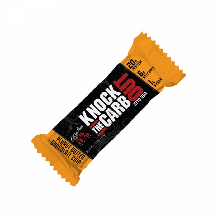 5% Nutrition Knock The Carb Out bar, 78 g