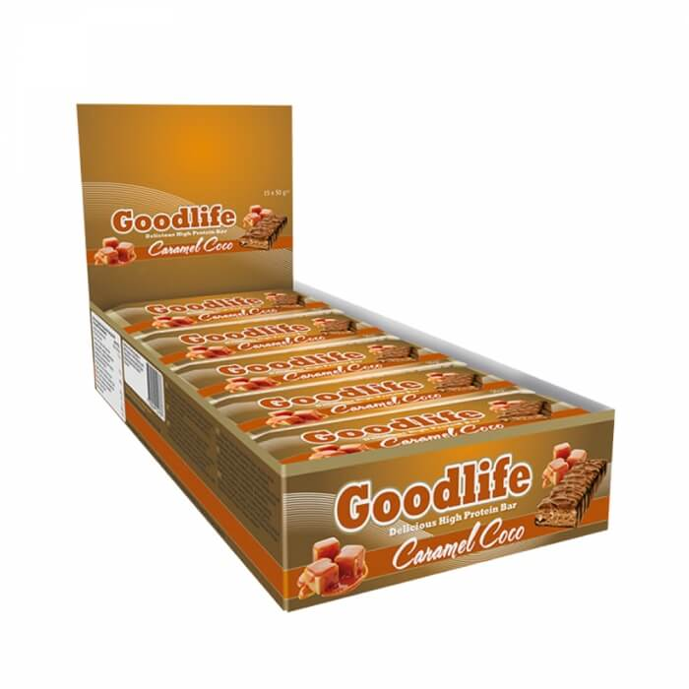 15 x Goodlife Proteinbar, 50 g