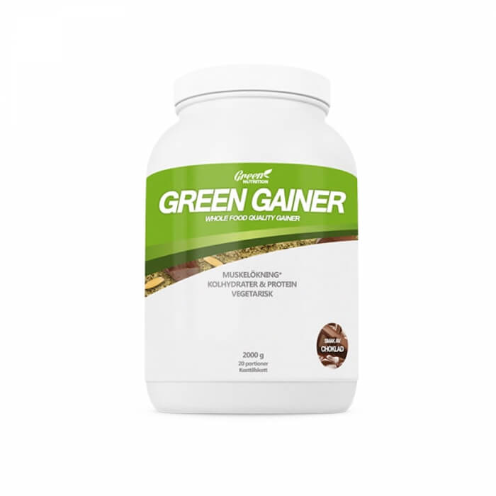 Green Nutrition Green Gainer, 2000 g