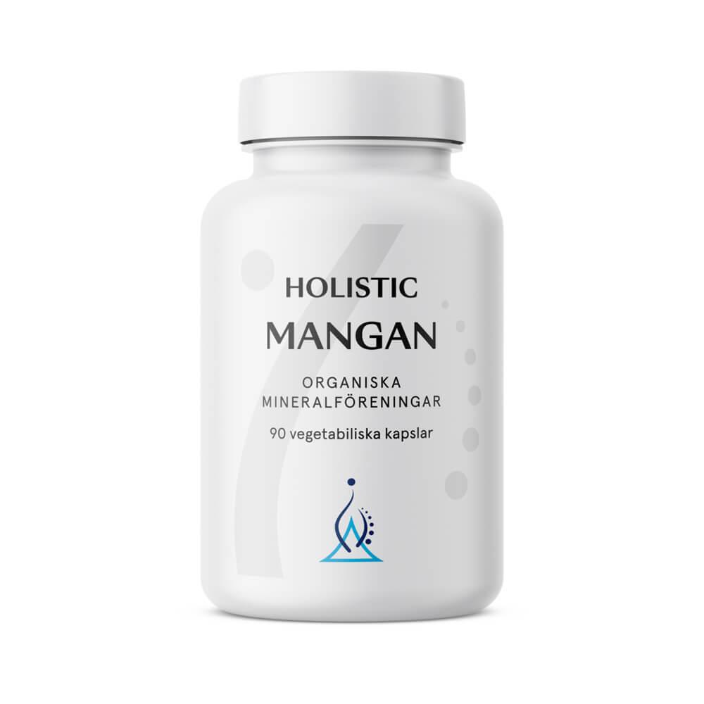 Holistic Mangan, 100 caps