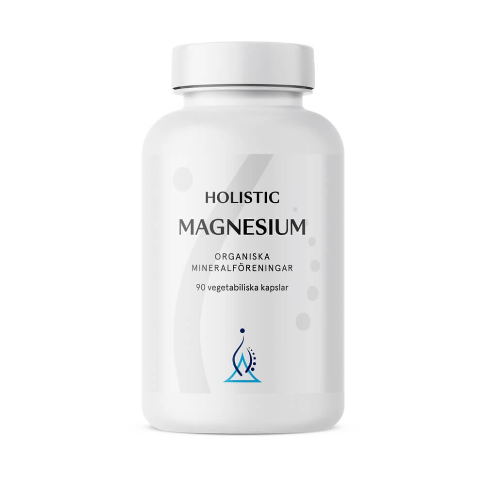 Holistic Magnesium 120 mg, 100 caps