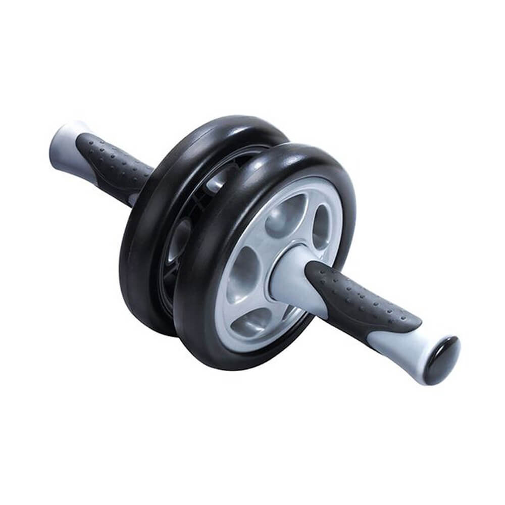 Master Fitness Ab Wheel, double
