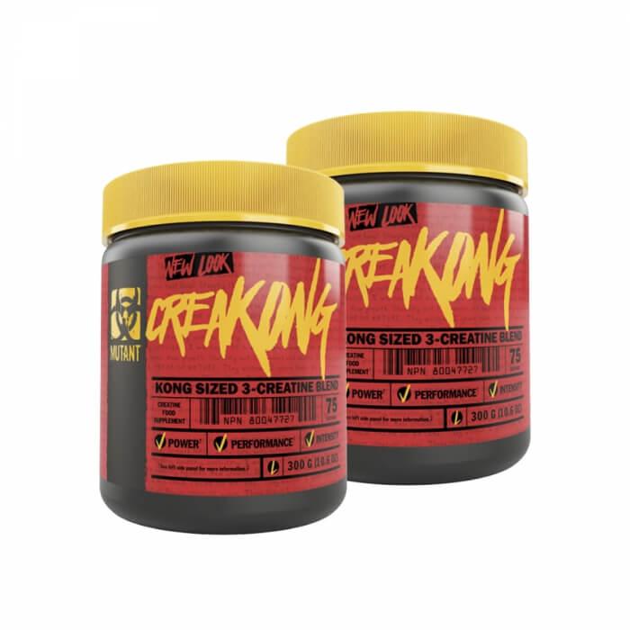 2 x Mutant Creakong, 300 g