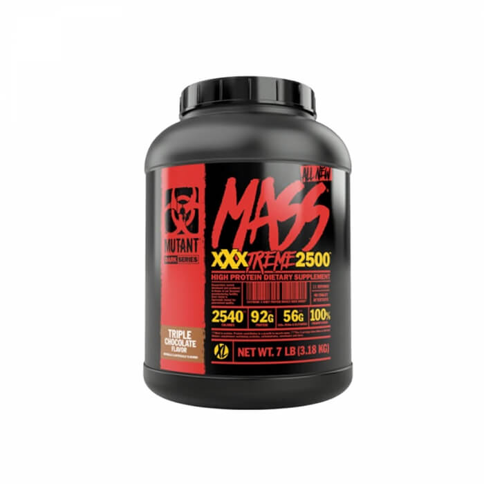Mutant Mass XXXtreme 2500, 3,18 kg