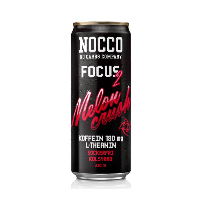 NOCCO FOCUS, 330 ml