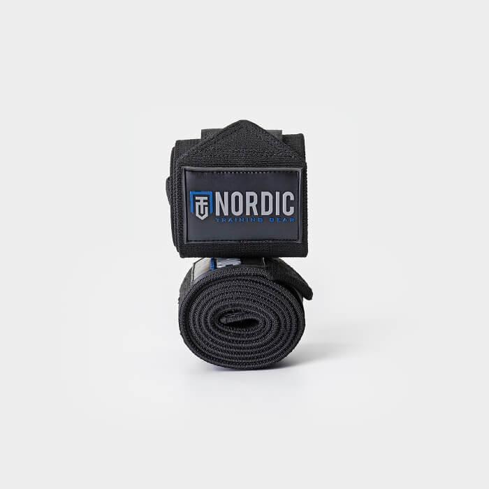 Nordic Training Gear Wrist Wraps, 100 cm