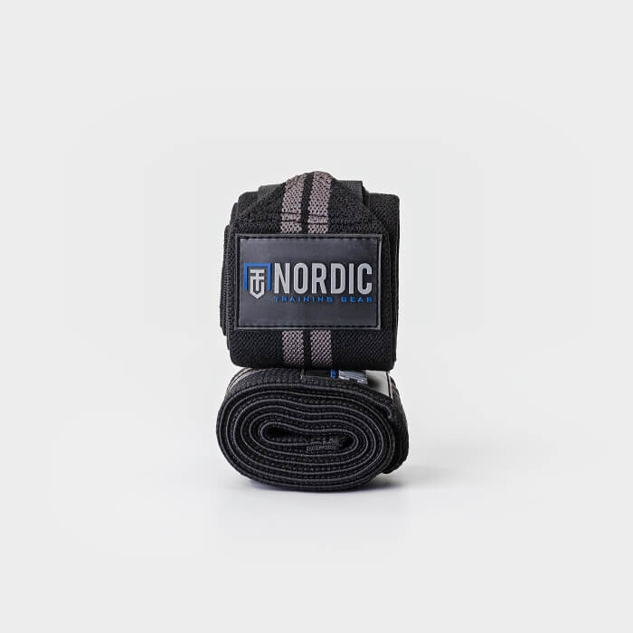 Nordic Training Gear Wrist Wraps, 60 cm