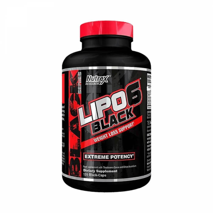 Nutrex Research LIPO-6, 120 caps