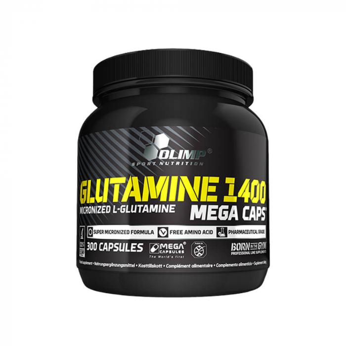 Olimp Glutamine Mega Caps 1400, 300 caps