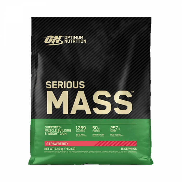 Optimum Nutrition Serious Mass, 5400 g