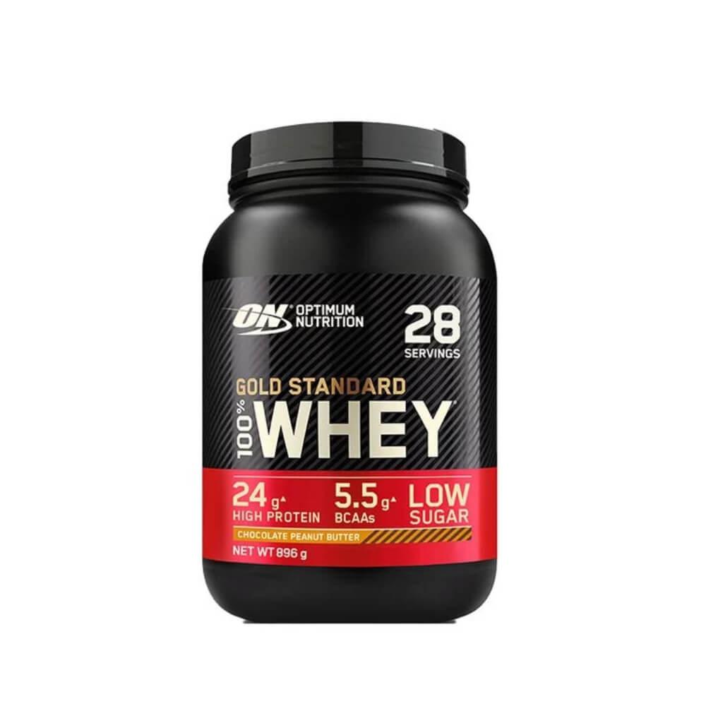 Optimum Nutrition 100% Whey Gold Standard, 912 g