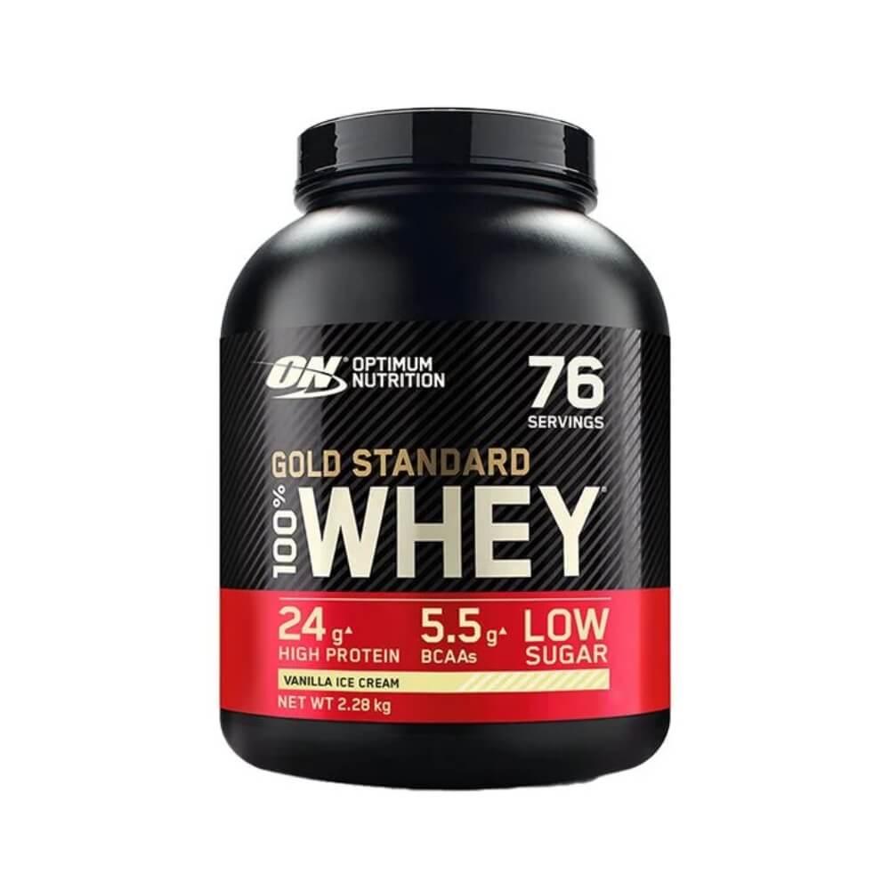Optimum Nutrition 100% Whey Gold Standard, 2270 g