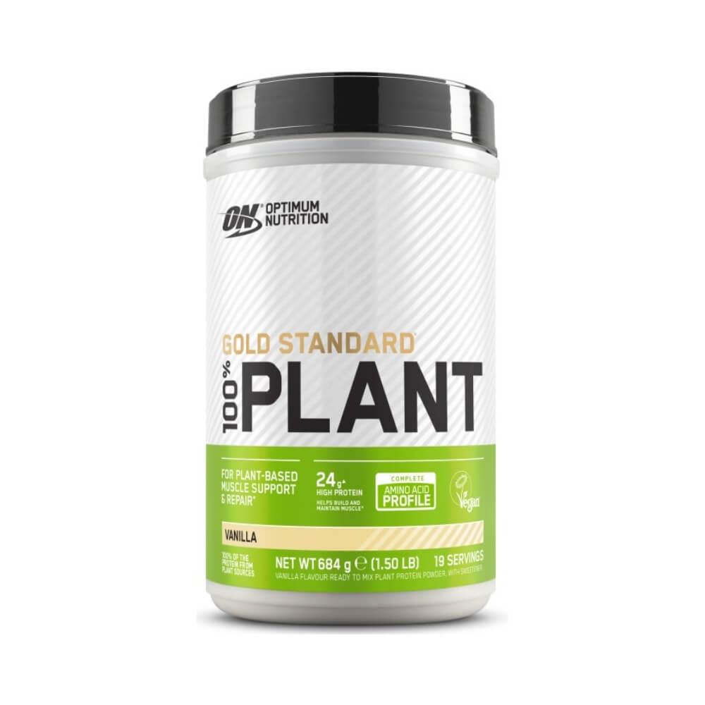 Optimum Nutrition 100% Plant Protein, 684 g