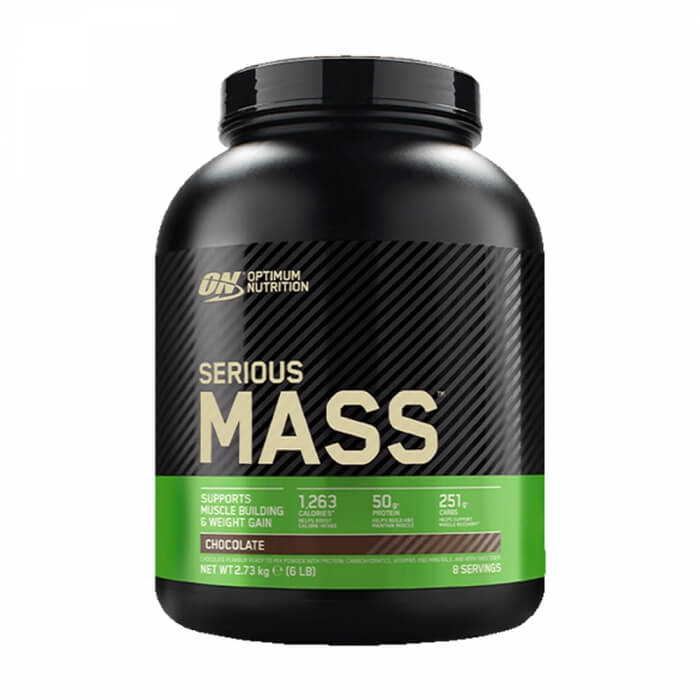 Optimum Nutrition Serious Mass, 2,7 kg