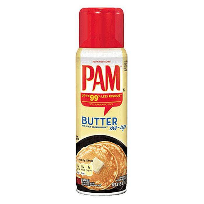 PAM Cooking Spray Butter, 141 g