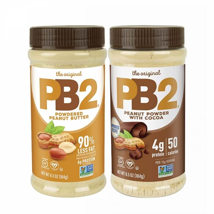 PB2 Powdered Peanut Butter, 184 g (Chocolate)