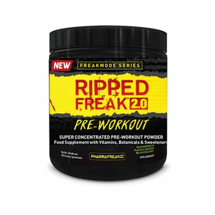 Pharmafreak Ripped Freak PWO, 200 g