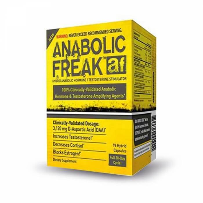Pharmafreak Anabolic FREAK, 96 caps